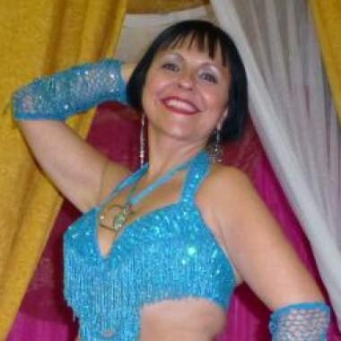 Lucia Savi danza ventre milano