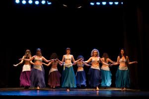danza del ventre principianti