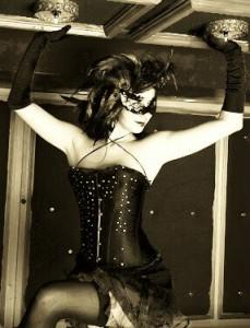 titi la noir burlesque
