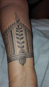 tatuaggio Amazzonia