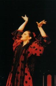 Claudia De Lorenzo Flamenco
